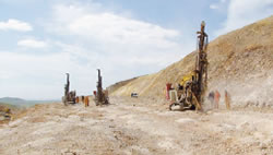 Drilling and Blasting